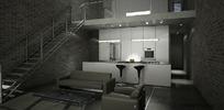 经典室内场景设计模型