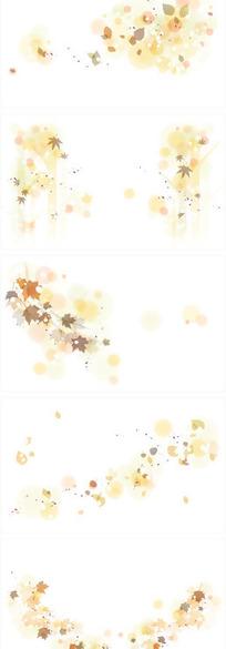 嘌呤的树叶