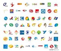 68个国内电视台标志