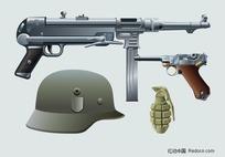 手雷等军事武器