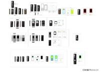 手机id图及丝印工艺cdr