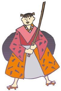 日本女武士