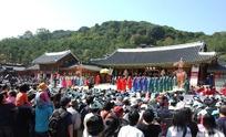 韩国传统文化 韩国传统服饰人物 民俗节日文化