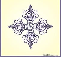 藏族传统图案