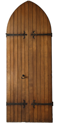 复古欧式门图片