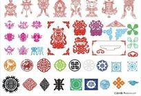 西藏传统图案素材