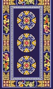 西藏传统外框