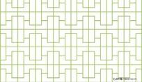 中式条纹线条