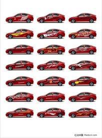 汽车车贴图片