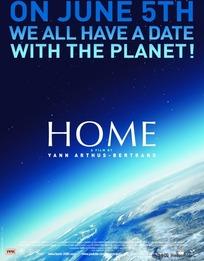《HOME》高清电影海报