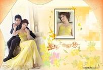 婚纱相册设计模板