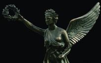 欧洲中世纪人物雕像素材