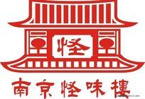 矢量南京怪味楼标志