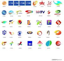 中国电视台标志 电视台logo 各卫视标志