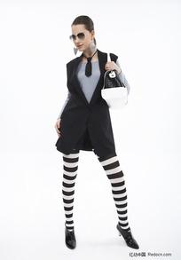 长腿时尚美女造型图片
