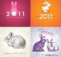 2011年兔子形象