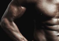 肌肉 帅哥/健身肌肉特写