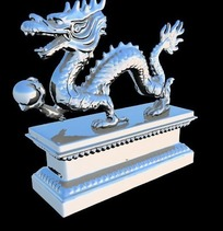 中国龙模型