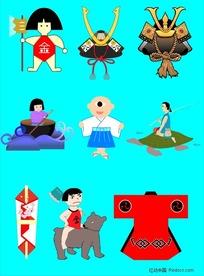 日本文化素材