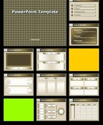 PPT模板下载 PPT背景图片