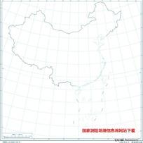 1600万示意地图版1(海岸线)