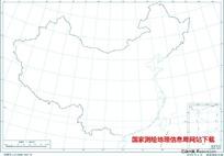 1600万示意地图版1(海岸线南海诸岛)