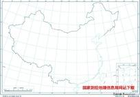 2000万示意地图版1(海岸线南海诸岛)