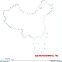 2000万示意地图版2(海岸线无图廓)