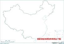 2000万示意地图版2(海岸线无图廓南海诸岛)