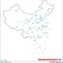 3500万示意地图版10(省会无图廓)