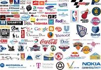 各行业知名企业logo大全矢量素材
