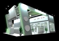 展览展台展柜展示空间豪华体验中心