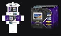 车载视频系统包装设计
