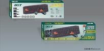 acer-键鼠游戏包装