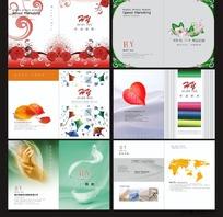 纺织画册设计