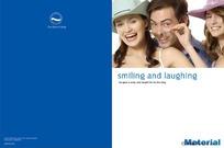 欧美商业画册封面PSD分层模板