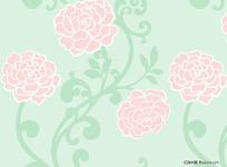 花朵 简单纹样