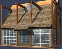 D003木屋