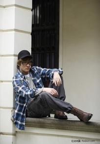 欧美成熟男人模特照片