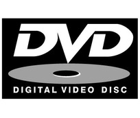 DVD矢量标志