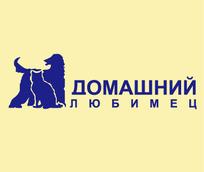 猫狗图案英文字母LOGO设计