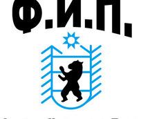 狮子图案英文字母LOGO设计