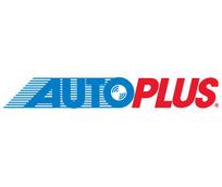 汽车维修服务 AUTOPLUS 英文矢量标志