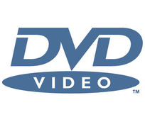 DVD  英文LOGO