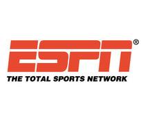 ESPN电视台标志