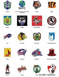 体育类标志设计