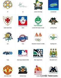 体育类logo