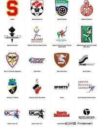 体育类商业logo