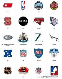 体育标志logo设计