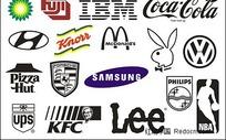 各行业知名品牌cdr矢量LOGO
